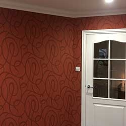 Kevin Thomson Painter Decorator Aberdeen Methlic Wallpapering Thumb